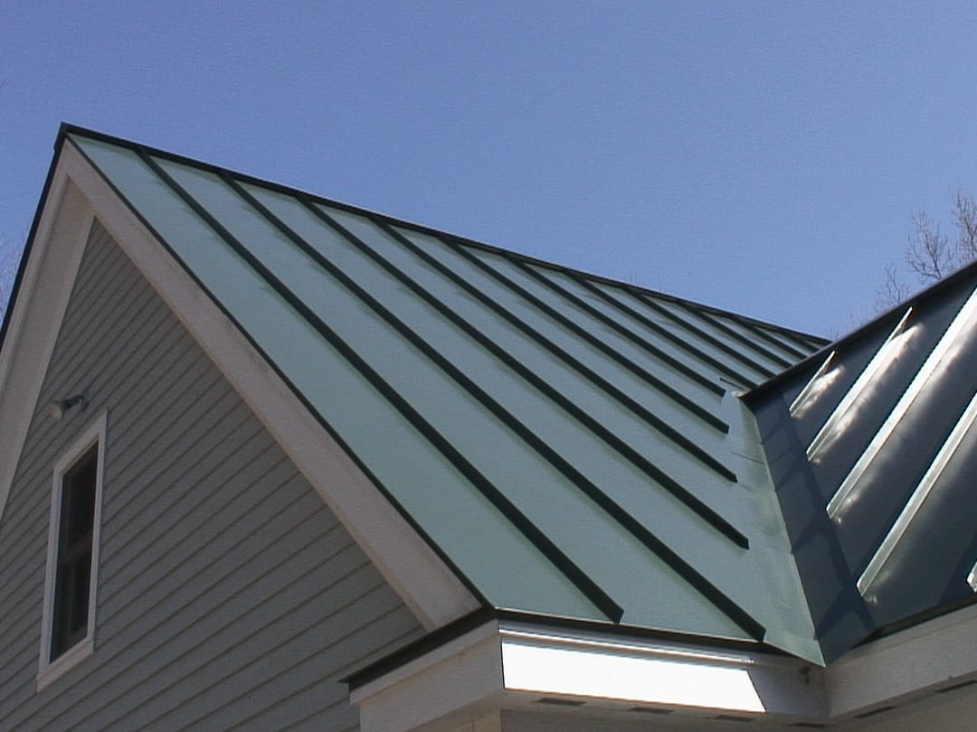 Sheet Metal Stand Standing Seam Metal Roofing