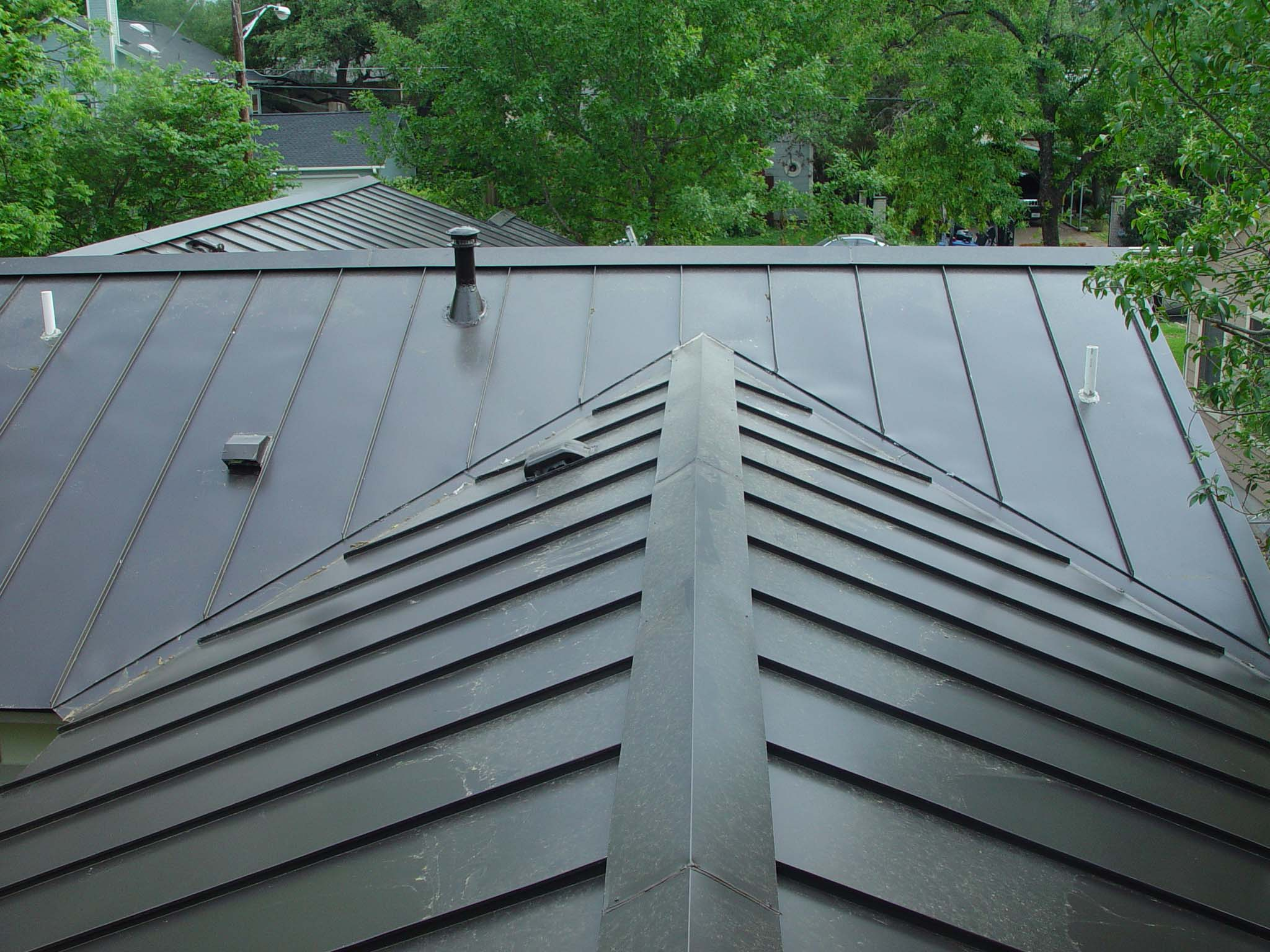 ... Metal Roofing Installation Over Shingles ...