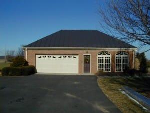 Standing Seam Metal Roof Piedmont Roofing