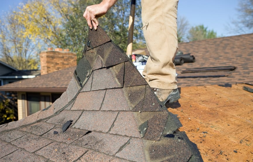 Checking Your Roof Life | Piedmont Roofing