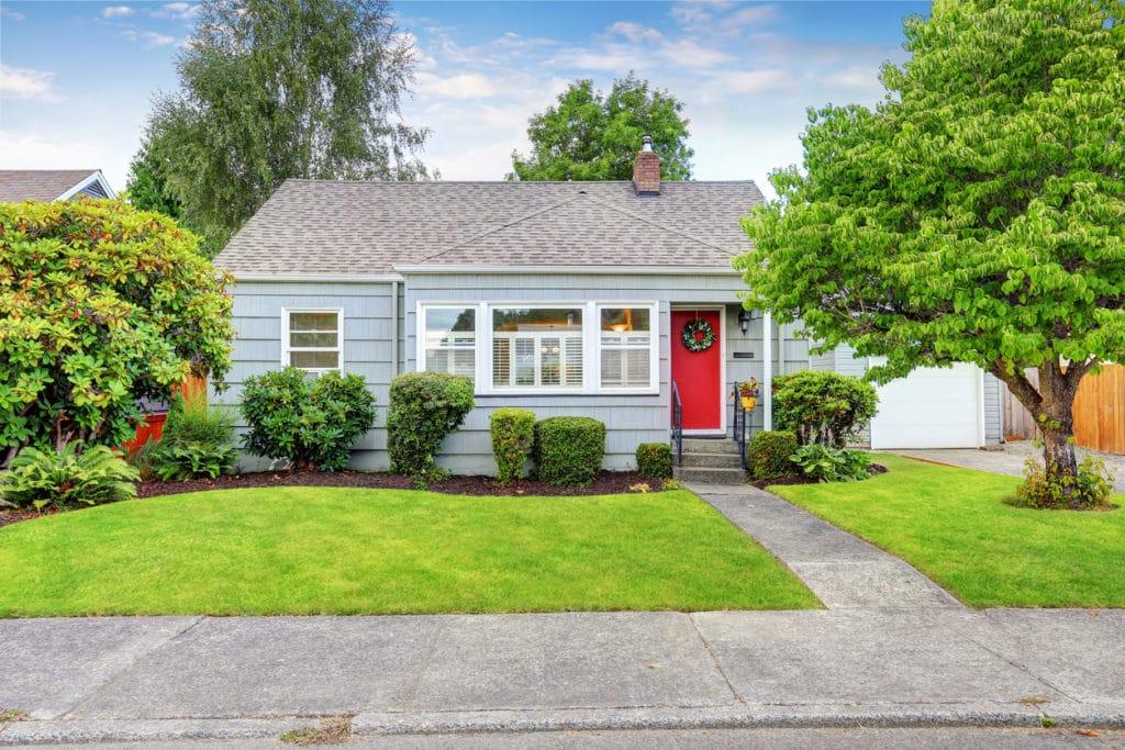 Choosing a Front Door Color | Piedmont Roofing