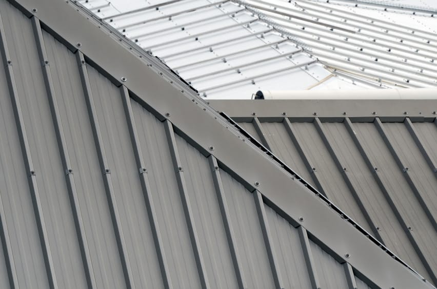 Metal Roofing Offers Your Building the Best Protection | Piedmont Roofing