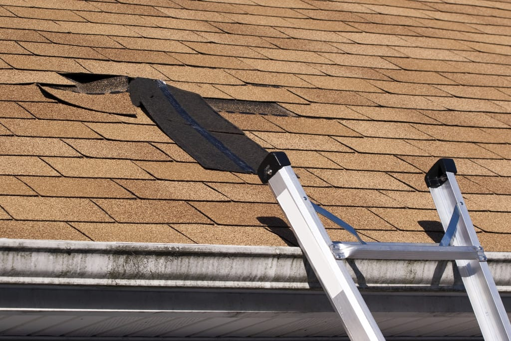 Small Roof Repairs | Piedmont Roofing