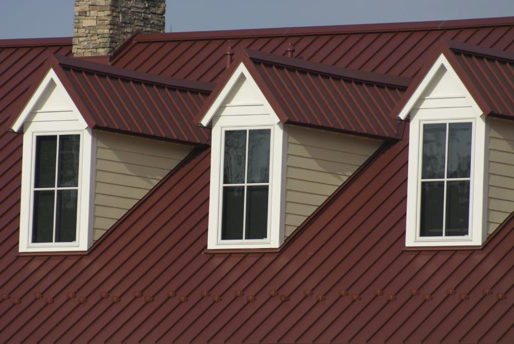 Metal Roofs | Piedmont Roofing