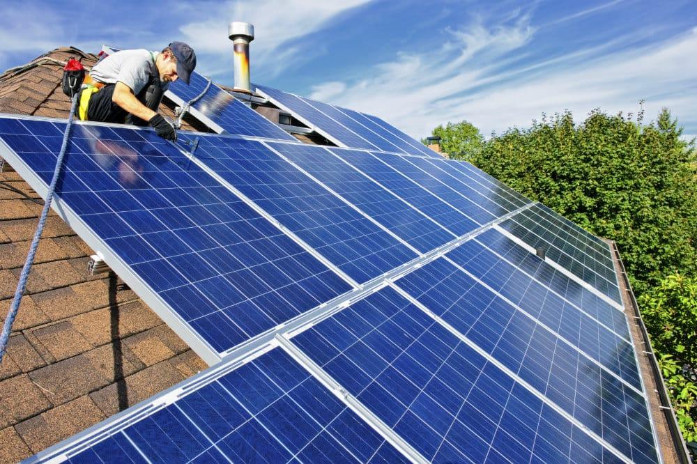 Solar Panels | Piedmont Roofing