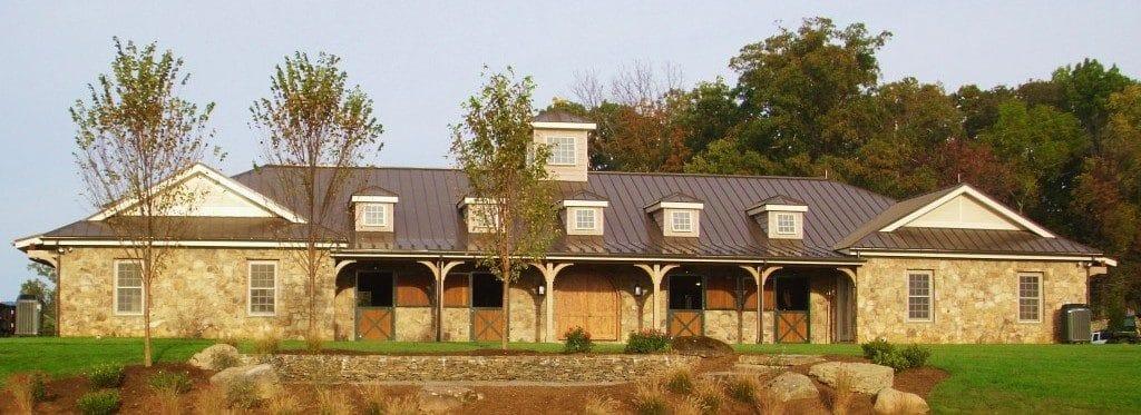Metal Barn Roofing | Piedmont Roofing