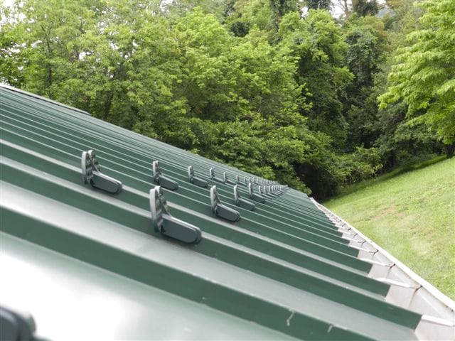 Roof Snow Guard Systems | Piedmont Roofing