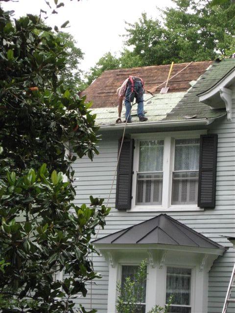 Emergency Roof Repair   Piedmont Roofing
