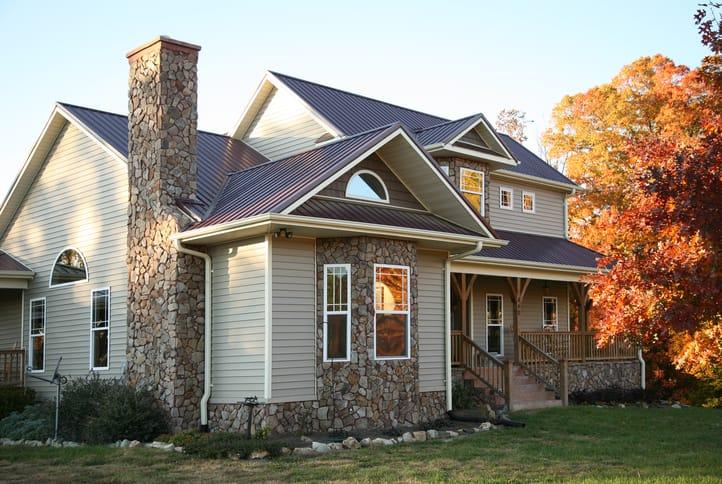 Metal Roof Material | Piedmont Roofing