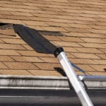 Damaged Shingle Roof Repair | Piedmont Roofing