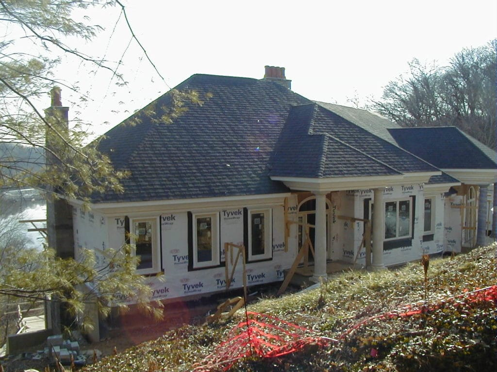 Slate Roofing Installation | Piedmont Roofing
