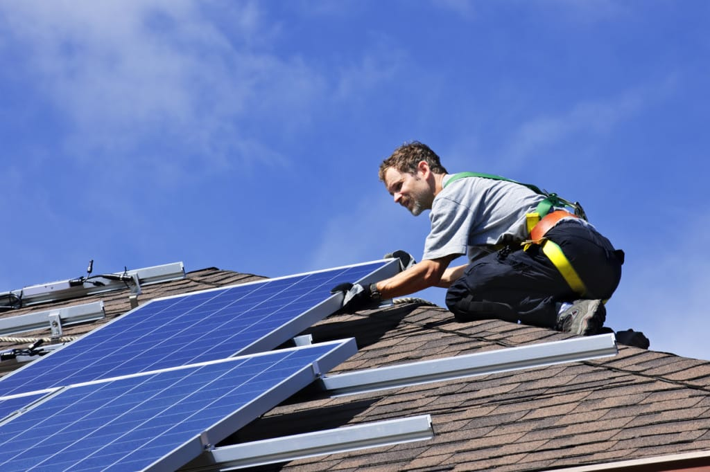 Albemarle County's Popular Roofing Styles : Solar Installation | Piedmont Roofing