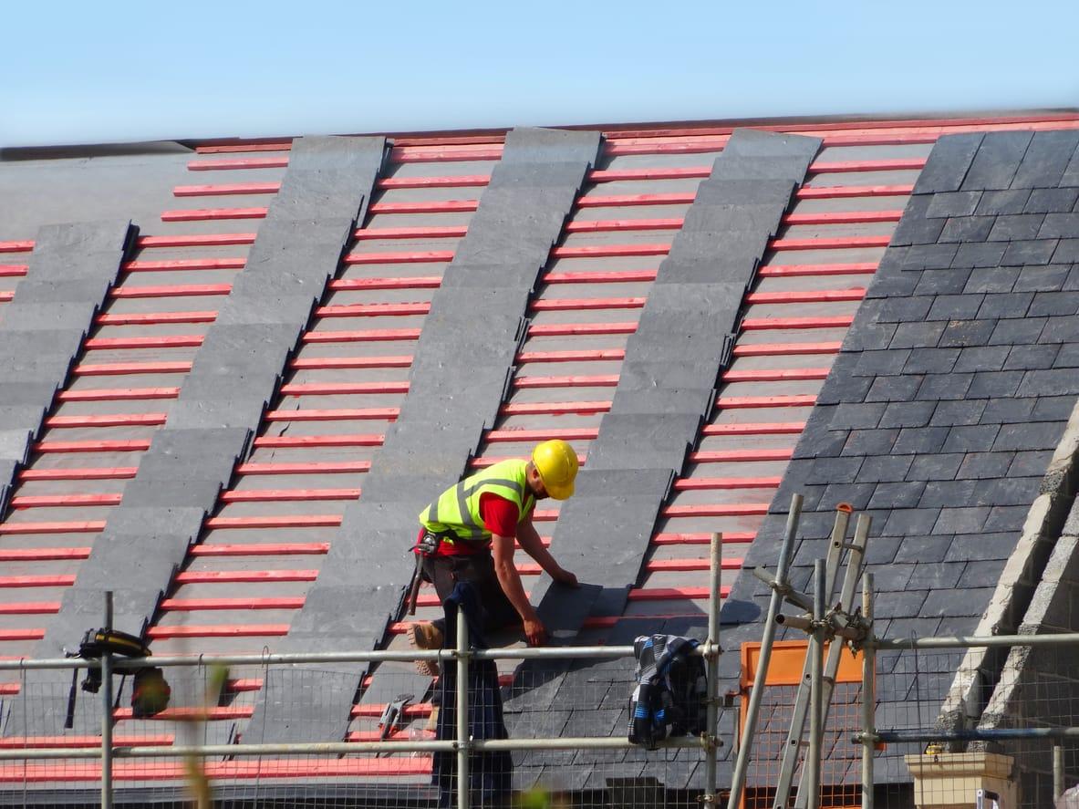 Inspecting Recent Jobs of Roofers | Piedmont Roofing
