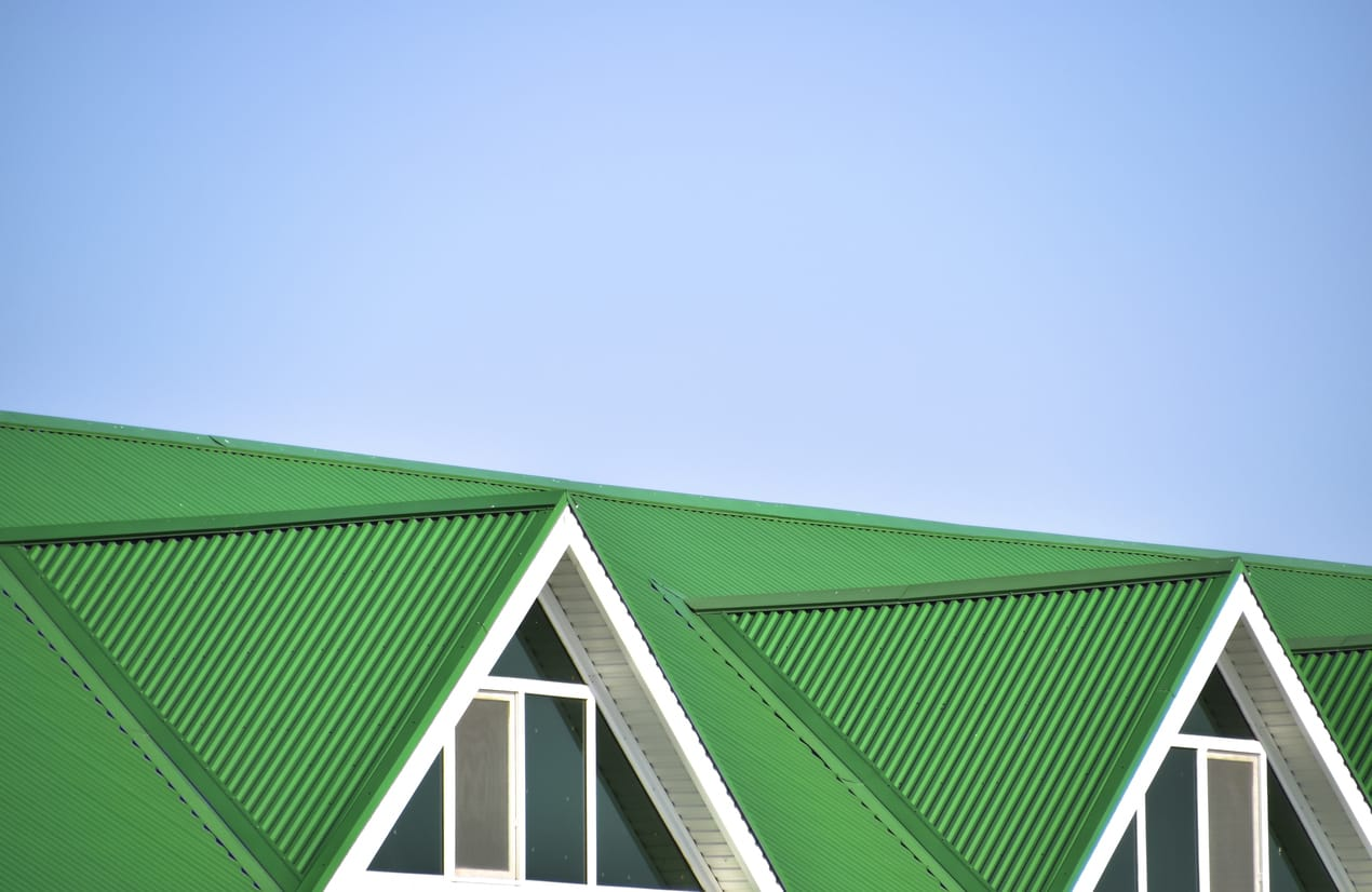 Benefits of Painting a Metal Roof | Piedmont Roofing