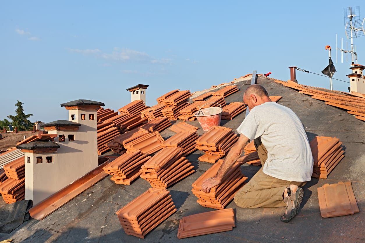 Tile Roof Addition | Piedmont Roofing