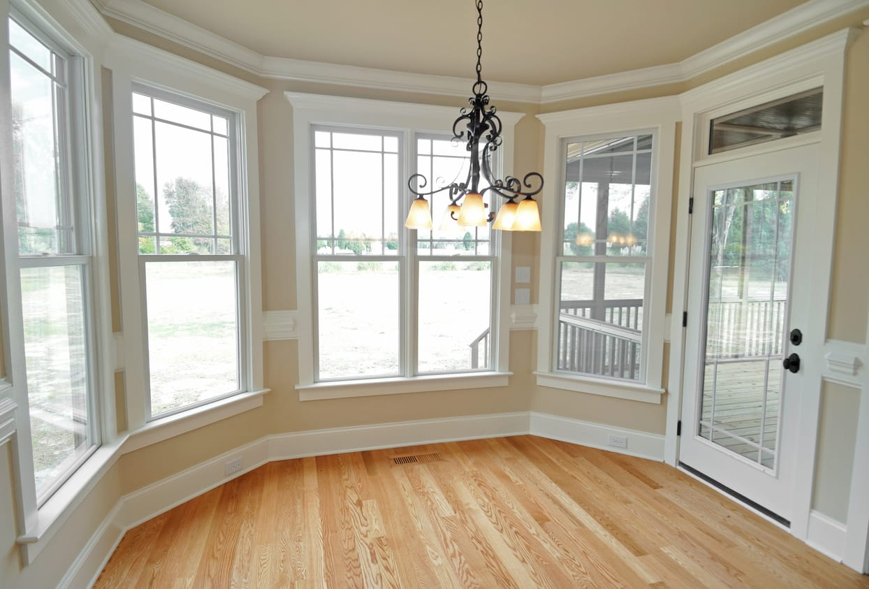 Window Replacement Projects | Piedmont Roofing