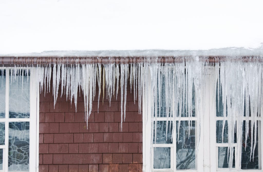 Winter Roofing: Preventing Ice Dams, and Snow Damage | Piedmont Roofing