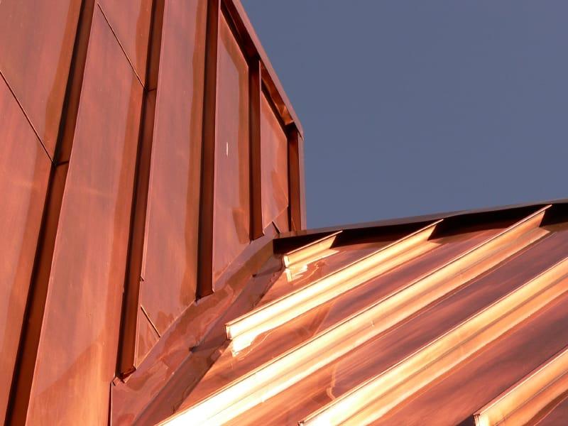 Copper Roof Coating   Piedmont Roofing